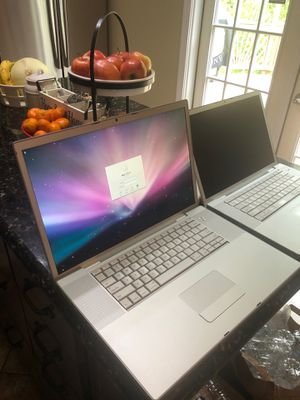 3 MacBook. Works just fine need iOS reload. for Sale in Springfield, VA