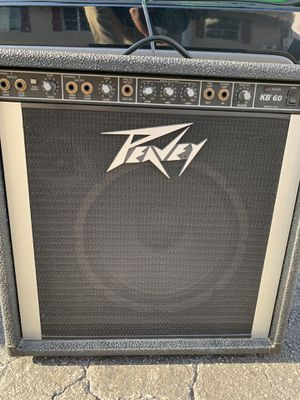 Peavey KB60 keyboard/guitar amp for Sale in Estero, FL