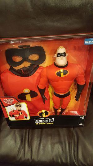 Mr incredible super set for Sale in Montclair, CA