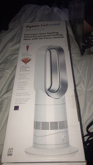 Dyson hot and cool fan for Sale in Colton, CA