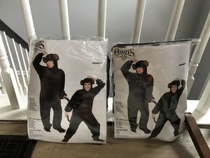 Adult monkey costume men's large women's medium $35 for both! for Sale in Ashburn, VA
