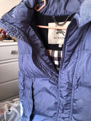 Burberry Vest Men's Large for Sale in Westminster, CO