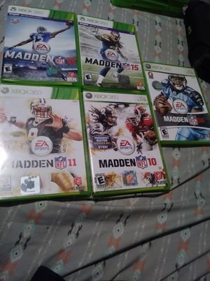 Games xbox 360 for Sale in Lakewood, CO