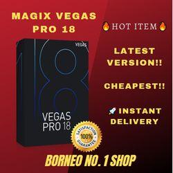 Sony Vegas Pro 18 for Sale in Mohegan Lake,  NY