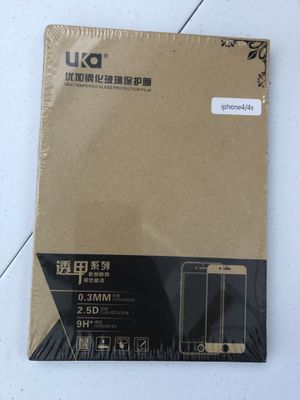 UKA Tempered Glass Screen Protector For iPhone 4s/4 for Sale in Whittier, CA