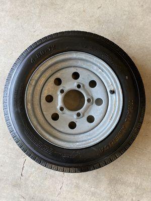 Trailer Tire with Rim for Sale in Snoqualmie, WA