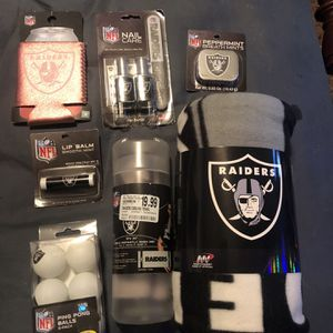 Raiders Gift Set for Sale in Fresno, CA