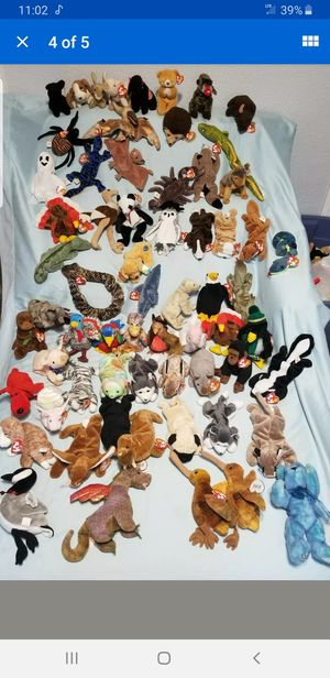 Beanie Babies for Sale in Dallas, TX
