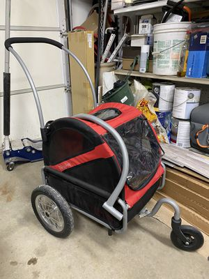 DoggyRide Dog Pet Stroller Bike Trailer Burley for Sale in Ankeny, IA