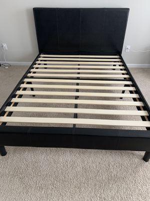 Queens Bed Frame for Sale in East Windsor, NJ