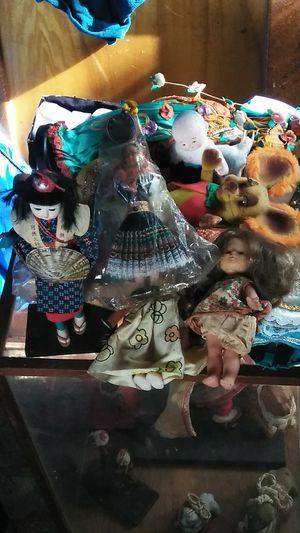 Special vintage Japanese dolls for Sale in Kingsburg, CA