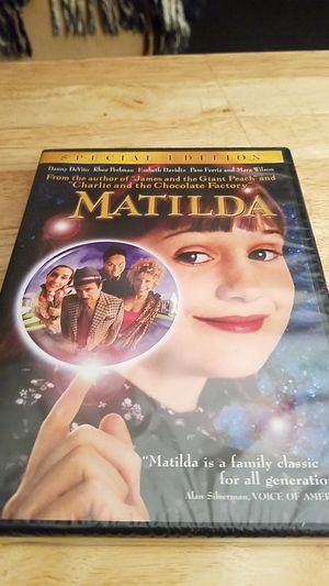 Special Edition Matilda DVD for Sale in South Windsor, CT