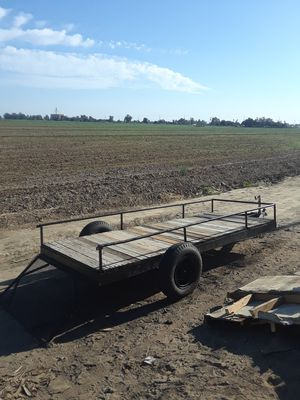 Utility trailer for Sale in Hanford, CA