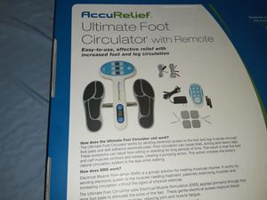 Accurelief for Sale in Enfield, CT