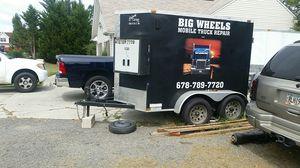 U-Nose 8 x 5 trailer for Sale in Dallas, GA