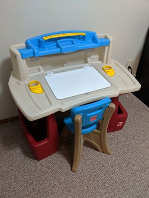 STEP 2 Kids Desk and Organizer for Sale in Quilcene, WA