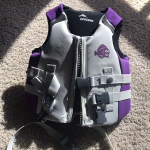 Opa Cove child Life Jacket - Dolphin for Sale in Mount Lemmon, AZ