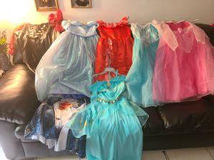 Disney Costumes (girls) for Sale in Pompano Beach, FL