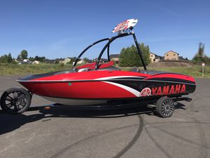 YAMAHA LS 2000 twin jet boat for Sale in Vancouver, WA