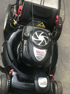 Craftsman lawnmower working condition for Sale in Clifton Heights, PA