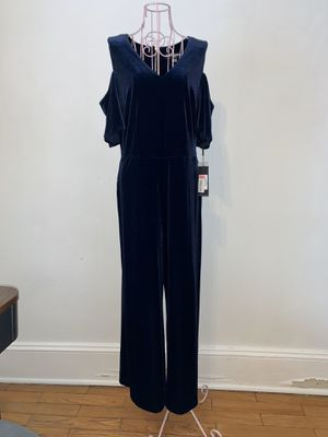 NWT Karl Lagerfeld Jumpsuit Size 8 for Sale in Purcellville, VA