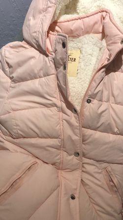 Pink Holister Jacket for Sale in Lemoore,  CA