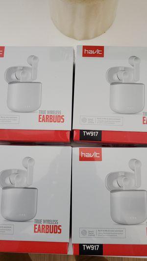 TRUE WIRELESS EARBUDS for Sale in Tukwila, WA