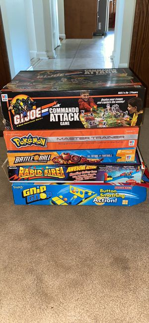 Board games for Sale in Bethel Park, PA