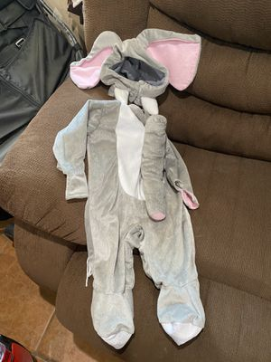 0-6 months Elephant Costume for Sale in Duarte, CA