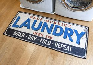 24x56 Laundry Rug,Floor Mat for Washroom for Sale in Secaucus, NJ