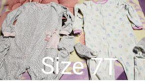 Carter Pj's Size 7T for Sale in Renton, WA