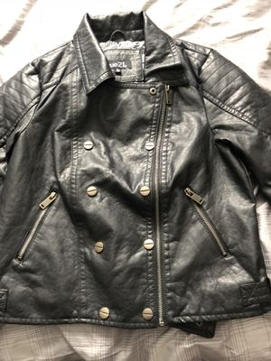 Rue 21 leather jacket for Sale in Pittsburgh, PA
