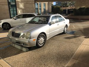 Mercedes Benz -e 320 original owner for Sale in San Diego, CA