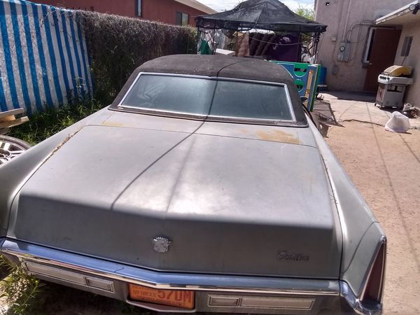 cadillac coupe deville 1970 2 doors