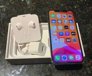IPhone X 64Gb Unlocked for Sale in Pine Bluff, AR