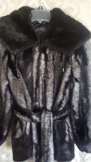 Women's Sable Faux Fur Coat Size small for Sale for sale  Crestwood, IL