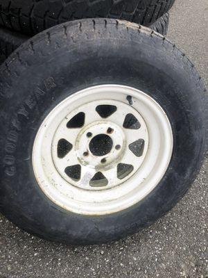 Trailer tire for Sale in Stanwood, WA