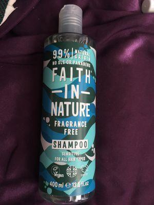 Fragrance free shampoo for all hair types for Sale in Virginia Beach, VA