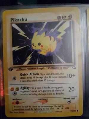 Pokemon card for Sale in Sheridan, CO