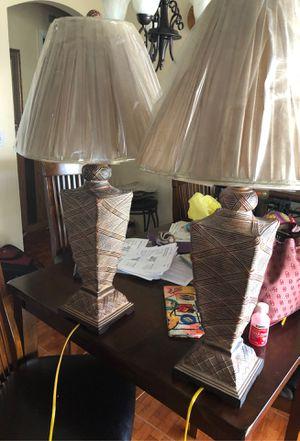Lamp set for Sale in Auburndale, FL