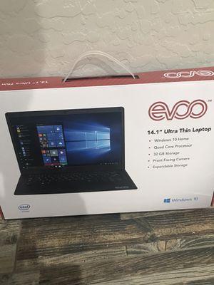 "Evoo 14.1"" Ultra Thin Laptop *BRAND NEW* for Sale in Phoenix, AZ"