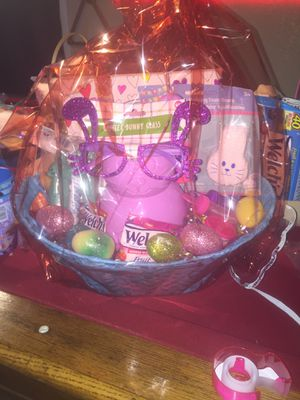 Easter basket blow out for Sale in Spring Hill, FL
