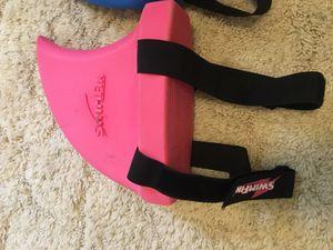 Pink swim fin - child swimming aid for Sale in Kennewick, WA