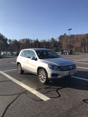 VW Tiguan 2014 for Sale in Boston, MA