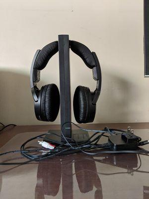 Sony wireless headphones for Sale in Moreno Valley, CA