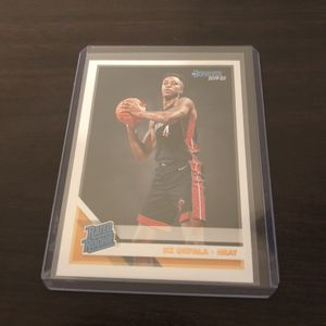 2019 Panini Donruss KZ Okpala Rookie Card # 230 for Sale in Middletown, CT