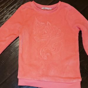 Girls unicorn sweatshirt size 7/8 for Sale in Monrovia, CA
