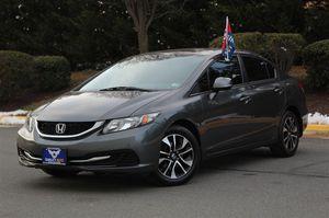 2013 Honda Civic Sdn for Sale in Sterling, VA