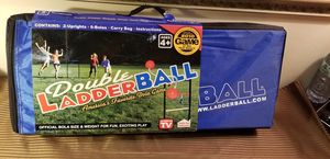 Double Ladder Ball Game for Sale in Romeoville, IL