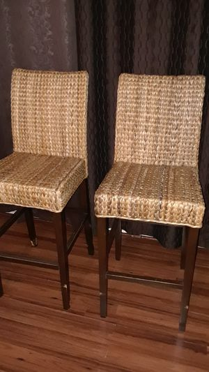 2 bar stools for Sale in Benicia, CA